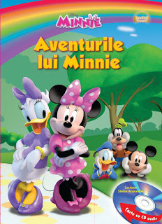 Aventurile lui Minnie (+audiobook)