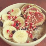 Mic dejun cu fructe