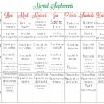 Meniul Saptamanii, 22-28 noiembrie