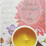 Crema cu ulei de migdale si miere