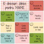 10 obiceiuri zilnice pentru mame