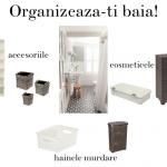 Idei de organizare pentru baie