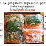 Cum sa pregatesti legumele pentru toata saptamana (in mai putin de o ora)