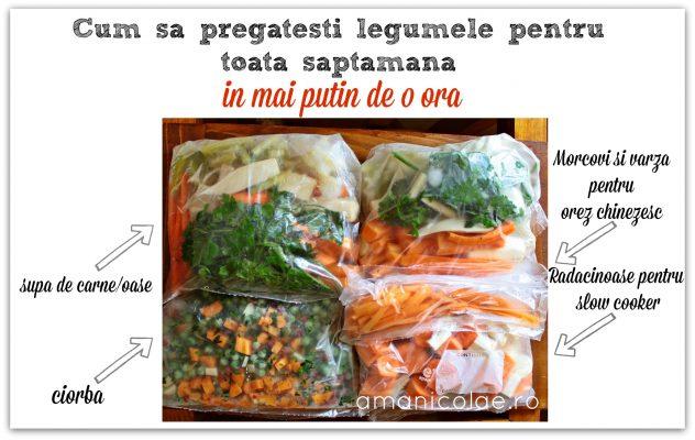 cum sa pregatesti legumele pentru toata saptamana