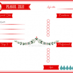 Agenda – planul zilei si planul de curatenie