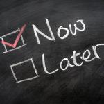 Sfaturi pentru a evita procrastinarea