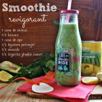 Smoothie revigorant