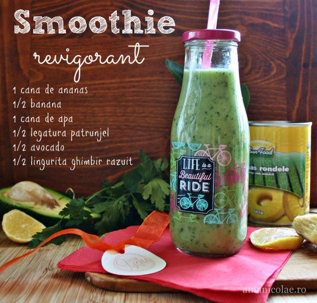 smoothie-revigorant