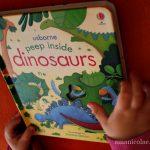 Carte pentru copii – Dinozaurii