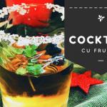Cocktail cu fructe