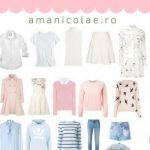 Garderoba de primavara – varianta minimalista
