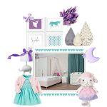 Idei decor pentru camera fetitei (fara roz)