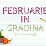 Februarie in gradina – lista de sarcini