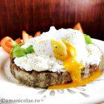 5 idei de mic dejun cu paine prajita