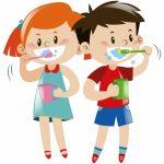 7 metode prin care puteti sa va incurajati copiii sa se spele pe dinti