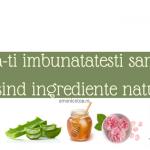 Cum sa-ti imbunatatesti samponul folosind ingrediente naturale