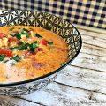 Supa de peste cu lapte de cocos