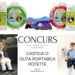 Concurs – castiga o olita portabila Potette