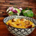 Supa-crema de morcovi cu unt