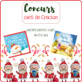Concurs – Carti de Craciun – pachet pentru copii de 0-2 ani