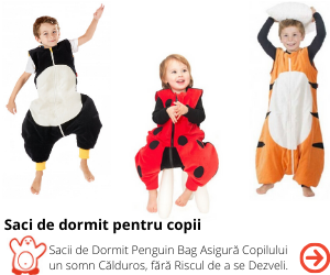 sac de dormit